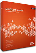 solution d'archivage MailStore Server